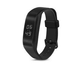 Originele  HW01 Smart Armband Bluetooth 4.2 Hartslag Moniter Stappenteller Sport Fitness Tracker Voor Android iOS pk mi band<br />  Lenovo