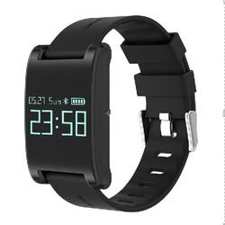 MyXL DM68 waterdichte smart band polsband fitness tracker Bloeddruk hartslagmeter Gesprekken Berichten horloge voor telefoon<br />  LEMDIOE