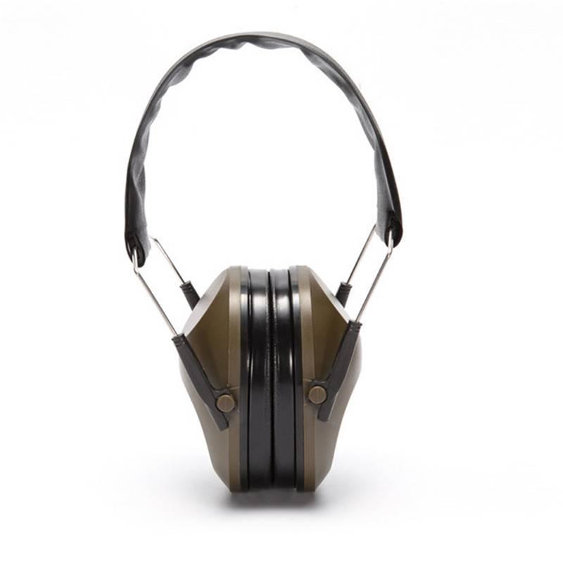 anti-geluid Impact Sport Jacht Tactische Earmuff Schieten Oor Protectors Gehoorbescherming Oorbesche