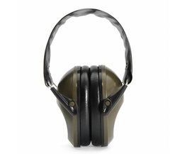 anti-geluid Oorkap Gehoorbescherming Geluiddichte Schieten Oorbeschermers Oortelefoon Noise Redution Werkplek <br />  Safurance