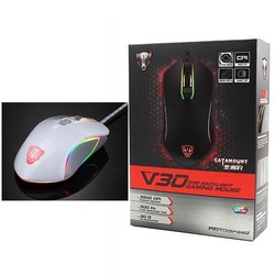 MyXL V30 RGB Programmering 3500 DPI Gaming Gamer Mouse USB Computer Wried Optische Muizen Backlit Ademhaling LED voor PC Game <br />  Motospeed