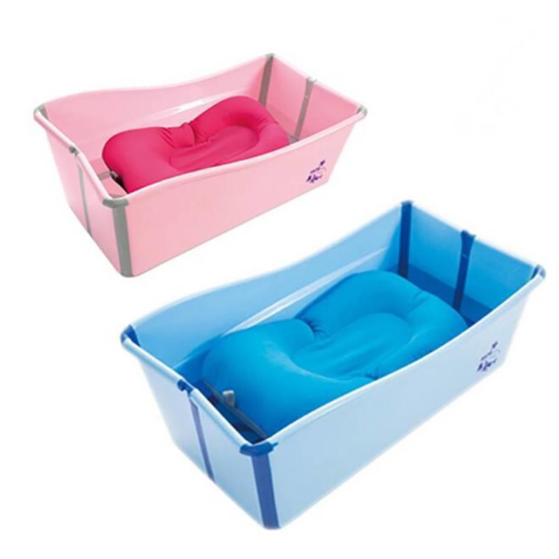 Onwijs ontwerp Opvouwbare Baby bad/bed/pad bad stoel/plank baby douche CS-07