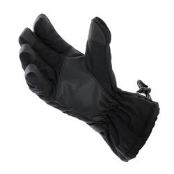 MyXL Mannen Vrouwen Winter Ski Sport Waterdichte Dubbele Handschoenen Zwart-30 Graden Warm Rijden Handschoenen Snowboard Motorcycle Fleece Handschoenen  <br />  <br />  HEROBIKER