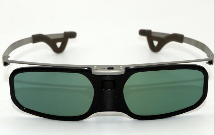 1 ST Actieve Sluitertijd 3D bril + Bijziendheid Clip Voor Samsung Sony W807C LG 3D Bluetooth TV & EP