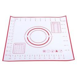 MyXL Non Stick Siliconen Bakken Mat Deeg Kneden Mat Bakken Rollende gebak Mat Bakvormen Liners Pads Koken Gereedschap 26X29 cm <br />  TOPINCN