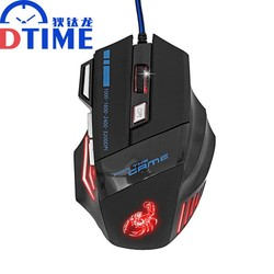 MyXL SnigiPc x7 USB Laptop Computer PC gaming air mouse voor Dota2 optische muis gamers sem fio auto laptop raton computer perip <br />  Snigir