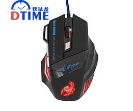 SnigiPc x7 USB Laptop Computer PC gaming air mouse voor Dota2 optische muis gamers sem fio auto laptop raton computer perip <br />  Snigir