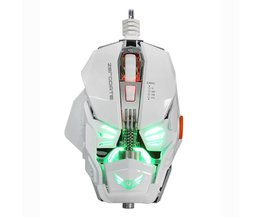 Gaming Muis Mechanische Muis 8 Button Wired Game Muis Gamer A5050 Chip Macro 'S Programmering Optische Computer Muis voor Laptop PC <br />  S SKYEE