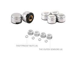Universele TPMS Bandenspanning Sensor Externe Sensor interne Sensor Bandenspanningscontrolesysteem 1 stks