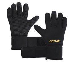 Goture Volledige Vinger Vissen Handschoenen antislip Wearable heren Handschoenen L/XL Outdoor Sport Fietsen Wandelen Klimmen handschoenen