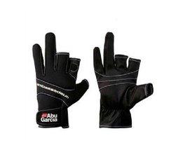 Handschoenen voor vissen drie figner Hoogwaardige Aub Garcia stoffen Comfort Antislip Vissen Handschoenen Sport vissen handschoen