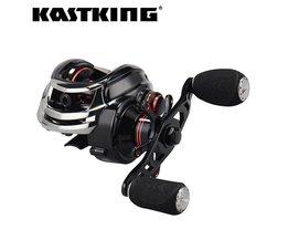 KastKing Royale Legend 7.0: 1 Baitcasting Vissen 12BBs Baitcasting Reel Aluminium Spoel Carretilha Pesca Karpervissen Gear