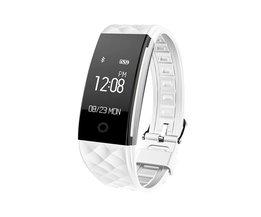 S2 Bluetooth Smart Band Polsbandje Hartslagmeter IP67 Waterdichte Smartband Armband Voor Android IOS Telefoon<br />  LEMFO