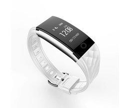 Mode Muziek Controle Swim Bluetooth-connectiviteit Smart Horloge Klok Smartwatch Hartslag Monitoring Fitness Horloge Android iOS<br />  Feipuker