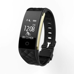 MyXL S2 Bluetooth Smart Band Polsbandje Hartslagmeter IP67 Waterdichte Smartband Armband voor Android IOS Telefoon Pk Fitbits<br />  VESTMADRA