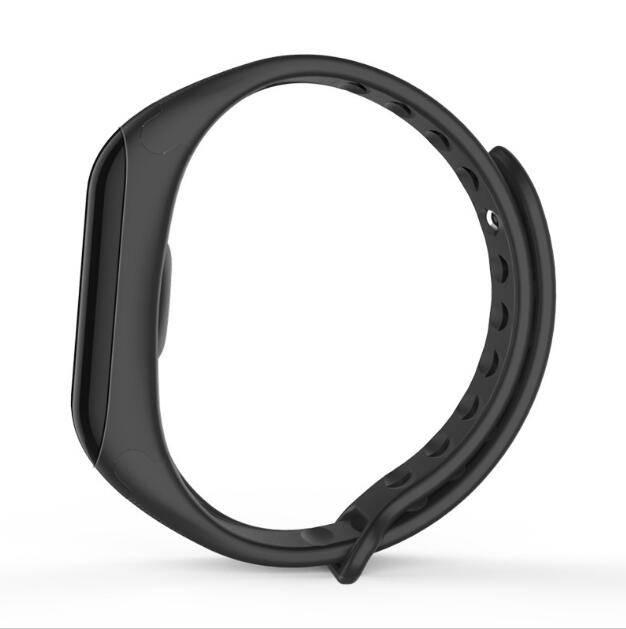 Fitness Tracker Polsbandje Hartslagmeter Smart Band F1 Smartband Bloeddruk Met Stappenteller Armband