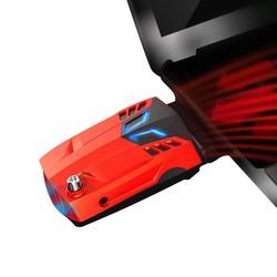 MyXL Verstelbare Laptop Cooler Pad USB Draagbare Notebook Koeler Cooling Pad Voor Laptop Notebook <br />  DeepFox