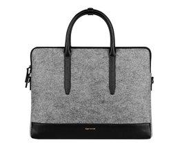 Modieuze Laptoptas 11 12 13 14 15 inch Notebook schouder Messenger Case voor Macbook Air/Pro Handtas Vrouwen Crossbody tassen <br />  Cartinoe