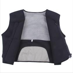 MyXL Toermalijn Zelf Verwarming Vest Vest Thermische Magnetische Therapie Taille Ondersteuning Rugsteun Schouderstuk Vest<br />  AO FEI TE