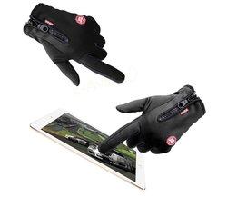 Top Selling winter sport windstopper ski handschoenen warm rijden handschoen motorhandschoenen EA10671