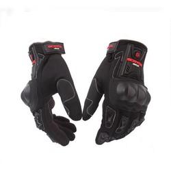 MyXL Motorhandschoenen Fietsen Racing Riding Beschermende Handschoenen Motocross Handschoenen Scoyco MC12 Volledige Vinger Carbon Veiligheid