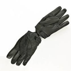MyXL HZYEYO Geit Lederen Achtervolging Handschoenen Racing Sport Motorfiets Vingerhandschoenen Hebben gat kan ademend, maat M/L/XL, HZ-001