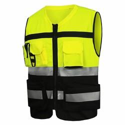 MyXL YUANMINGSHI Motorfiets Werkkleding Veiligheid Reflecterende Kleding Vest Chaleco Reflectante Veiligheid Vest Reflecterende Vest Gilet Jaune