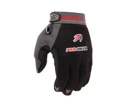 PRO-BIKER Motorrijden Handschoenen Fiets Handschoenen Ademend Motocross Off-Road Racing Lange Vinger Guantes Luvas