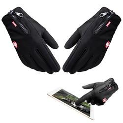 MyXL 1 Paar Bike Fietsen Motorhandschoenen Volledige Vinger Outdoor Sport Snowboard Skiën Handschoenen Winddicht Winter Warm Houden Touchscreen