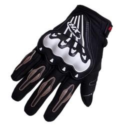 MyXL Motocross handschoenengant de moto probiker handschoenen de motorfiets gants moto volledige vinger wearable racing MOTO HANDSCHOENEN
