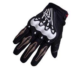 Motocross handschoenengant de moto probiker handschoenen de motorfiets gants moto volledige vinger wearable racing MOTO HANDSCHOENEN