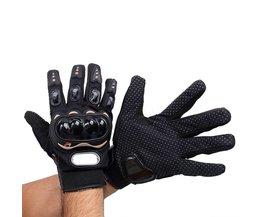 Biker Motorhandschoenen Volledige Vinger Beschermende Handschoenen voor Bike Motorbike Racing Motocross Handschoenen