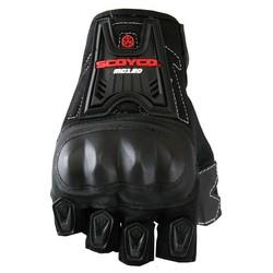 MyXL Scoyco MC12D Motorfiets Half Vinger Zomer Hoge Beschermende Shell Racing Handschoenen Motorrijden guantes motorcross moto luvas