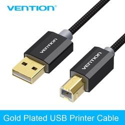 MyXL Drag USB 2.0 Printer Vergulde Kabel USB Hoge Snelheid Printer Scannen Kabel voor Camera Computer Verbinden met Printer