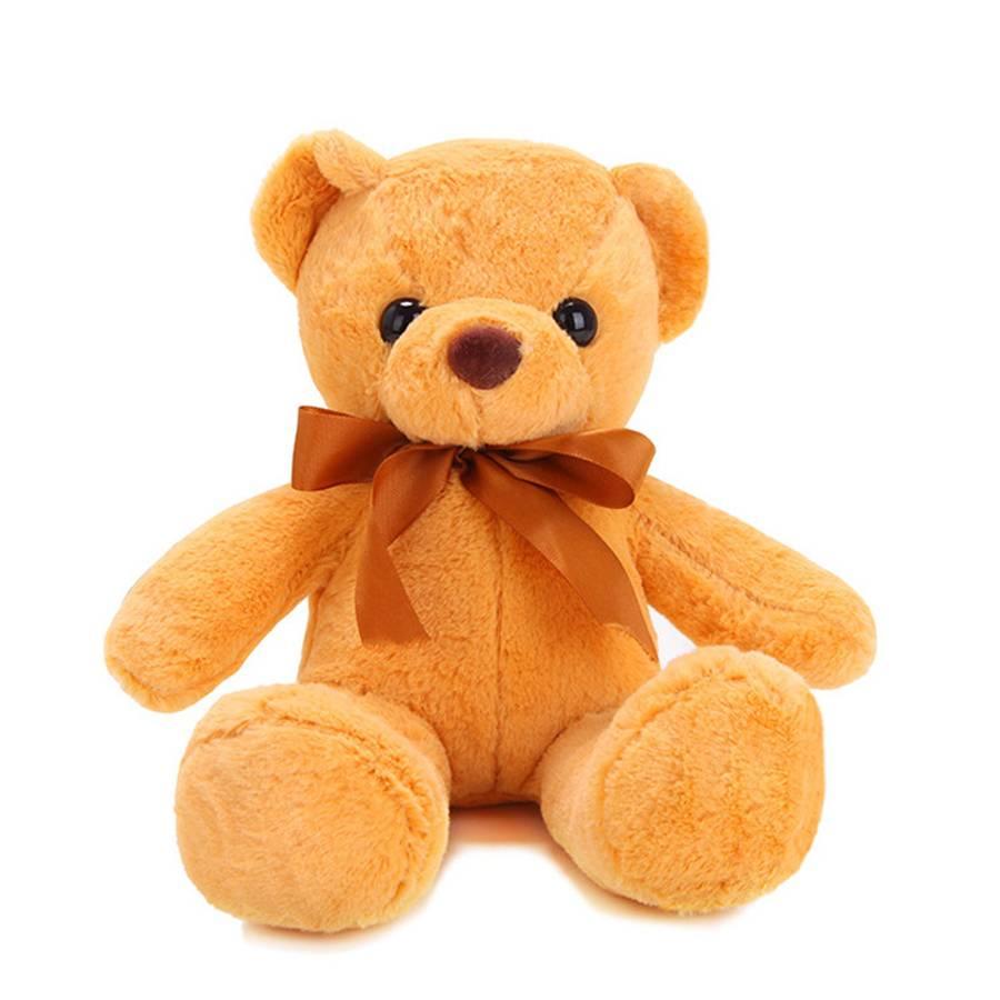 Gevulde Pluche Dieren Schattige Knuffels Teddyberen Kinderkamer Decoratie Jouet Enfant Verjaardagsca