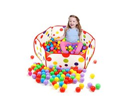 Kids Oceaan Ballenbad Speelgoed Tent Play Game House tent Zwembad Kinderen Tent Outdoor Fun Sport Gazon Game 3 maten