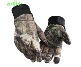 ScreenTouch Mannen Handschoenen voor Jacht Outdoor Sporting Camping Maat Ml XL