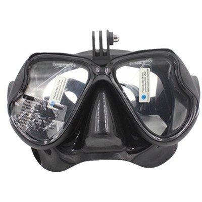 Professionele Onderwater Camera Duikbril Scuba Snorkel Zwembril bril Voor Gopro Hero 5 4 3 + 3 SJCAM
