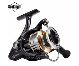 SeaKnight TREANT II Spinning Reel 2000 H 3000 H 4000 H Hoge Snelheid 6.2: 1 Spinning Visserijspoel Aluminium Spool Karpervissen Tackles