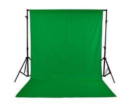 1.6*3 M/5 * 10FT Fotografie Achtergronden niet-geweven Studio Foto Achtergrond Groen scherm fotografia Zwart Wit Groen voor optie