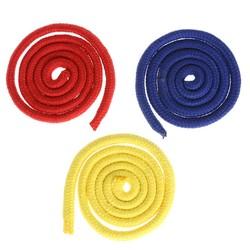 MyXL Drie Snaren linking Touwen Goocheltruc Rood & Geel & Blauw Touw Magic Prestaties Accessoires & Props Close-up grappig Speelgoed