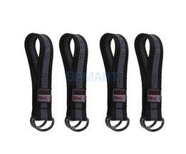 4 Stks Duurzaam Polyester Bar Opknoping Swing Bandjes Hanger Riemen voor Swings Stoel Hangmat Accessoires Outdoor Indoor Boom Balken 34 cm