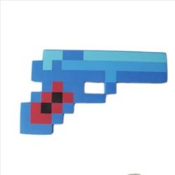 MyXL 1 stks Minecraft Speelgoed Minecraft Foam Sword Pikhouweel Gun Speelgoed Minecraft Gun Model Speelgoed EVA Props Wapen Outdoor Speelgoed voor Kids Game