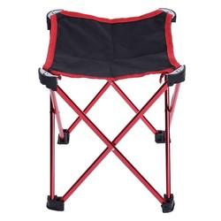 MyXL 1 stks Aluminium Klapstoel Zetel Kruk Vissen Picknick Camping Wandelen BBQ Strand Rugzak Vissen Stoelen met Draagtas