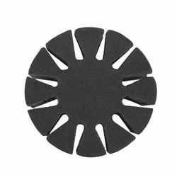 MyXL Spons Pijl Rack EVA Schieten Levert Accessoire Zwart Sport Entertainment Pijlen Boogschieten Separator Losgemaakt Volwassen 12 STKS shots