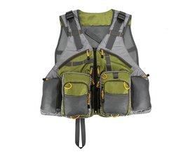 Lixada Top Vliegvissen Vest Kwaliteit Mesh voor Mannen Vrouwen Karper Visgerei Doos Pesca Terug Multifunctionele Zakken Vissen Vest