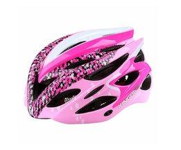 KINGBIKE Fietshelm Roze Vrouw Road Fietshelm Ultralight Mountainbike Helm Eps MTB Fietshelm Licht Protone Kask