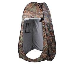 douche tent strand vissen douche outdoor camping wc tent, veranderende kamer douche tent met Draagtas