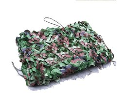 Jacht Militaire Camouflage Emergency Zon Onderdak Netto Woodland Camping Jungle Netting Woodlands Camo Autohoezen Tent Outdoor