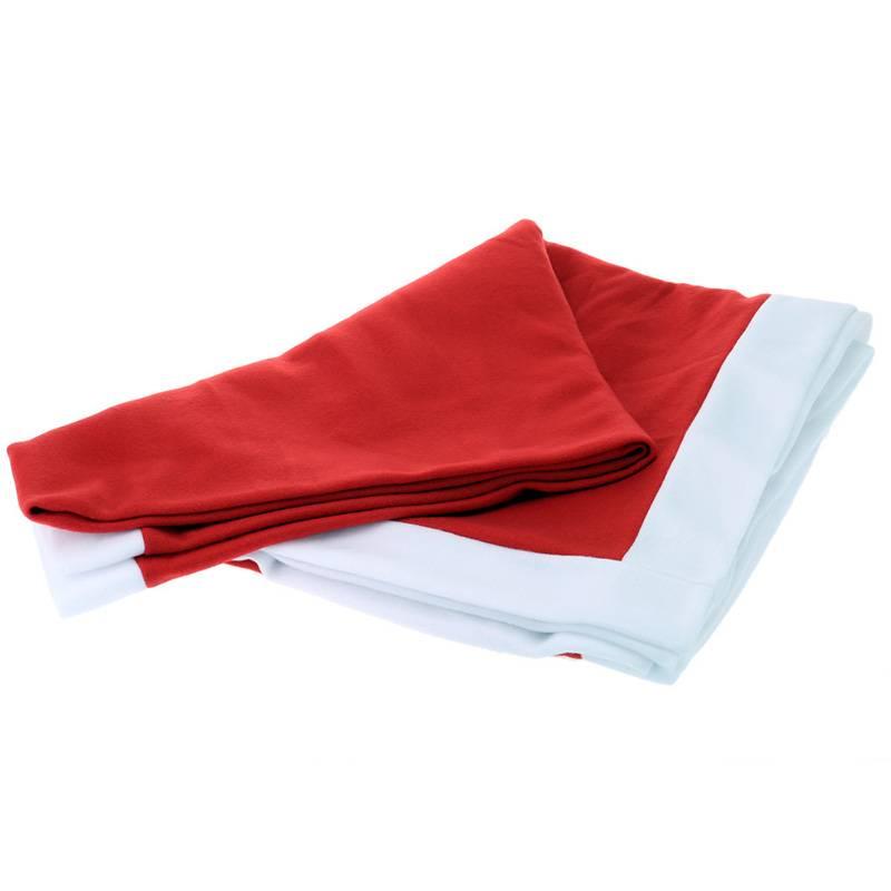 Stijl 1 Stks 132x178 cm Rood Chirstmas Thema Tafelkleed Voor Xmas Kerstvakantie Decoratie